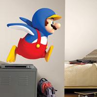 Nintendo Super Mario Wall Stickers