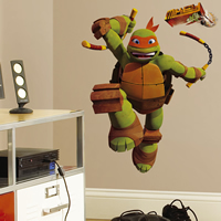 Teenage Mutant Ninja Turtles Wall Stickers