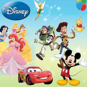 All Disney Wall Stickers
