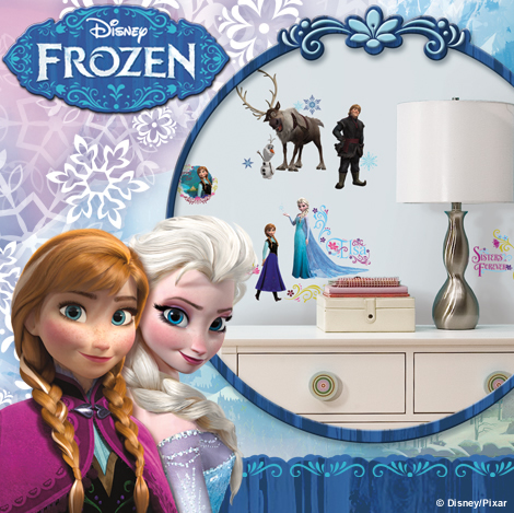 Disney Frozen Wall Stickers