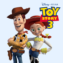 Disney Toy Story Wall Stickers