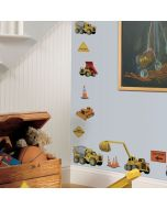 Under Construction Wall Stickers