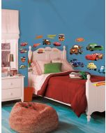 Disney Cars Piston Cup Champs Wall Stickers