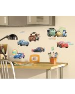 Disney Cars 2 Wall Stickers by RoomMates