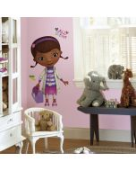 Doc McStuffins Giant Wall Stickers
