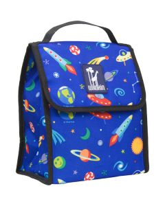 Space Travel Lunch Bag