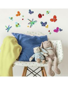 Butterfly Wall Stickers for Girls