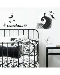 Nightmare Before Christmas Wall Stickers for Kids