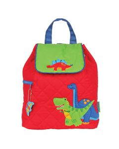 Red Dino backpack