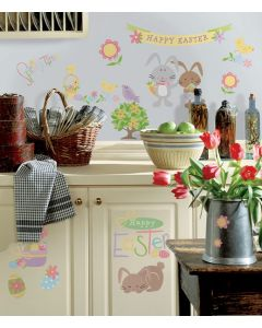 Easter Wall Stickers by RoomMates