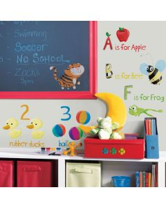 Educational Wall Stickers