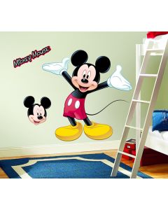 Disney Mickeys Clubhouse Mickey Mouse Giant Wall Sticker