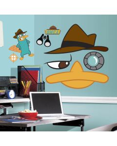 Phineas & Ferb Agent Perry Wall Stickers