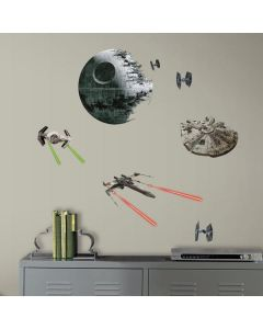 Star Wars Episode VII - Classic Ships Wall Stickers