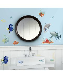 Finding Dory Wall Stickers - Sea Life Adventures - Lifestyle Image