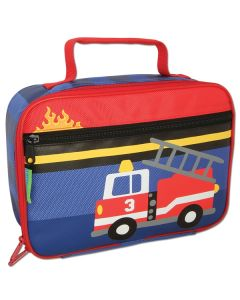 Fire Engine Lunch Box