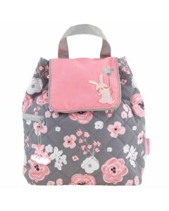 Stephen Joseph Quilted Toddler Backpack - Bunny
