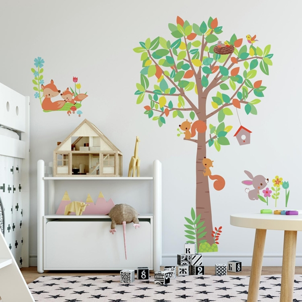 Large Kids Wall Stickers by RoomMates