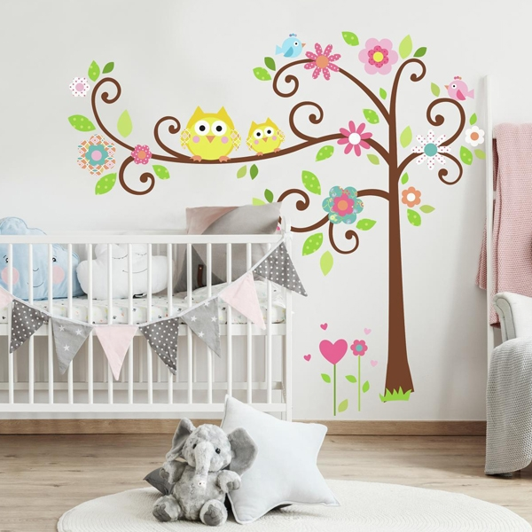 RoomMates Children's Wall Stickers