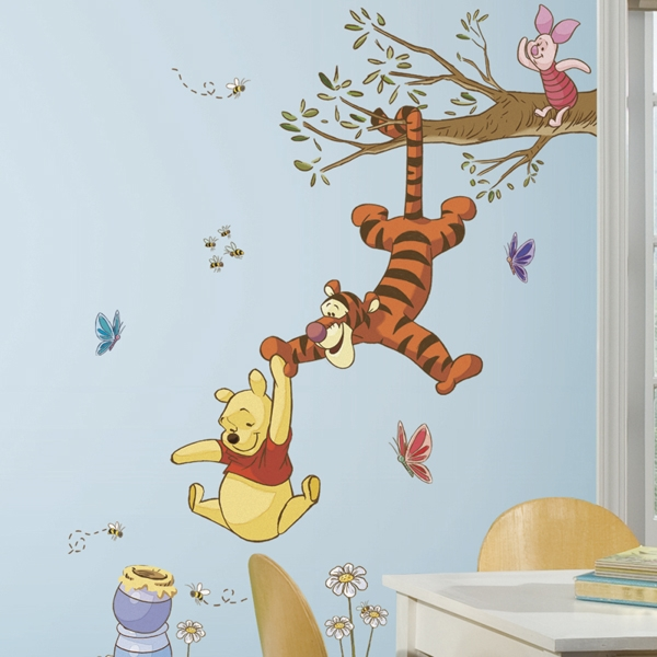 RoomMates Popular Character Wall Stickers